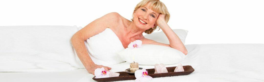 Frauenarzt für die Wechseljahre in München: 50+ Jährige im Spa
